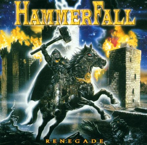 Hammerfall: Renegade (Audio CD)