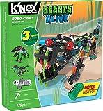 K'Nex Beasts Alive Robo Croc Building Set