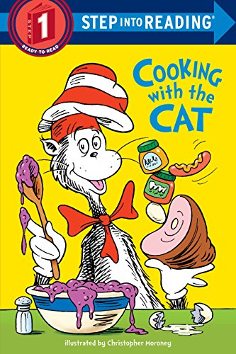 The Cat in the Hat: Cooking with the Cat (Dr. Seuss) (STEP INTO READING STEP 1) por Bonnie Worth