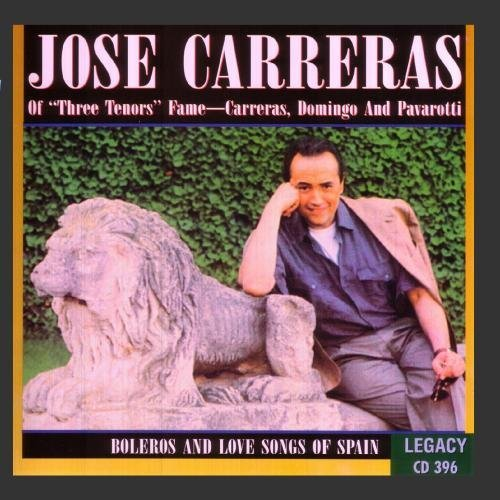 Boleros and Love Songs of Spain by Jose Carreras