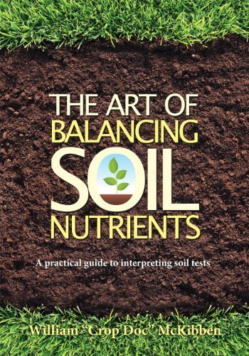 The Art of Balancing Soil Nutrients: A Practical Guide to Interpreting Soil Tests by William McKibben (2012-03-15)