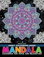 Mandala - Adult Colouring Book for Peace & Relaxa