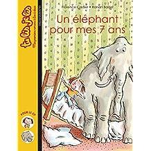 Un éléphant pour mes sept ans