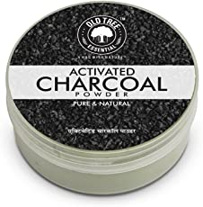 Old Tree Activated Charcoal Powder for Face, 100g (ACTCHRCL)
