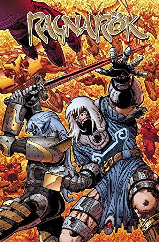 Ragnarok Volume 2: The Lord of the Dead por Walter Simonson