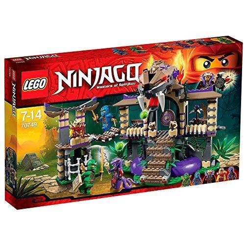 Preisvergleich Produktbild Lego Ninjago 70749 - Tempel der Anacondrai
