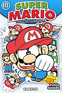 Super Mario - Manga Adventures Edition simple Tome 18