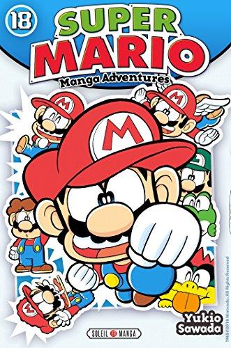Super Mario Manga Adventures T18 par Yukio Sawada