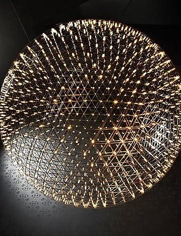 PJSKJZQ Pendant Light 42 LEDs Modern Moooi Design Living , 90-240v