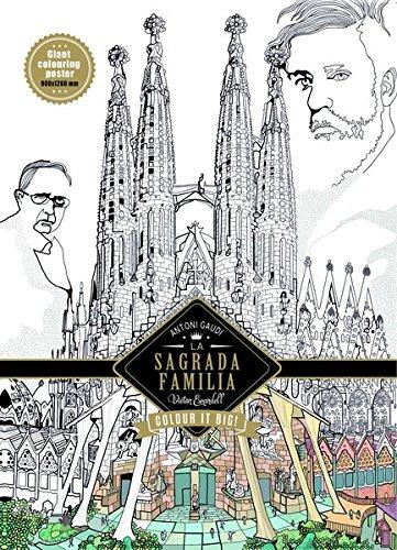 Gaudí - La Sagrada Familia par Victor Escandell