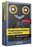 FRANZIS Fledermausdetektor zum Selberbauen: Zusammenbau komplett ohne Löten! (Deutsch/Englisch) | Ab 14 Jahren