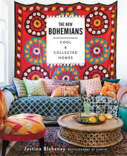 The New Bohemians: Cool and Collected Homes (Cool Home-dekorationen)