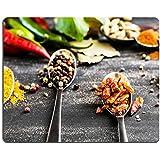 Jun XT alfombrilla para ratón imagen ID: 33907177Eustoma flores en jarrón sobre fondo de madera rústico