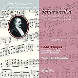 Scharwenka : Concertos pour piano n° 2 et 3