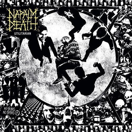 Napalm Death: Utilitarian (Audio CD)