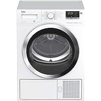 Beko DRY833CI Autonome Charge avant 8kg A+++ Blanc sèche-linge - Sèche-linge (Autonome, Charge avant, Pompe à chaleur…
