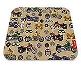 Selina-Jayne Vintage Bikes Limited Edition Designer Mouse Mat