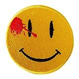 Echt Empire die Wächter Dead Smile Film Version bestickt Badge Patch zum Aufnähen oder Aufbügeln auf