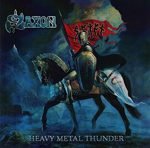 Heavy Metal Thunder (2 CD Re-Issue) by Saxon