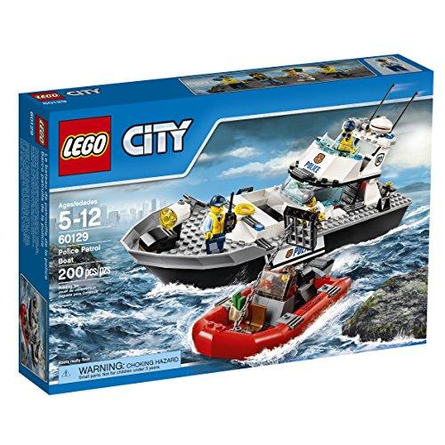 Preisvergleich Produktbild LEGO CITY Police Patrol Boat 60129 by LEGO