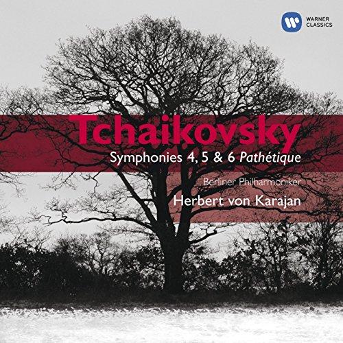 Tchaikovsky: Symphonies 4, 5 &...