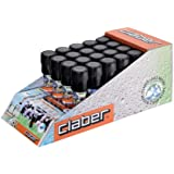 Claber 87314 Inter. Micro Sprinkler 90 90230, zwart/rood, 40 x 40 x 145 cm