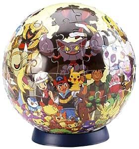 Ravensburger - 11378 - Puzzle enfant - Puzzle Ball - Pokemon - 96 Pièces