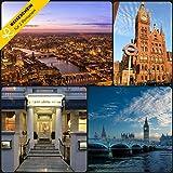 Viaje faros-3días en Londres Lodge-Hotel En el Centro de Londres Erleben-cupones kurzreise Viajes viaje regalo