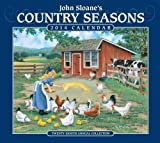 John Sloane's Country Seasons 2014 Deluxe Wall Calendar: Twenty-eighth Annual Collection