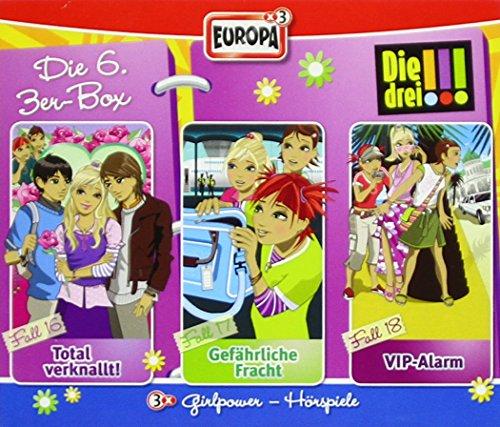 Die drei !!! 3er Box 06. Folgen 16-18 (drei Ausrufezeichen)