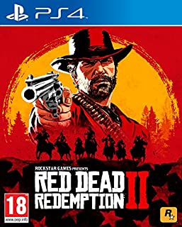 Red Dead Redemption 2 (PS4) (B01M65RD19) | Amazon price tracker / tracking, Amazon price history charts, Amazon price watches, Amazon price drop alerts