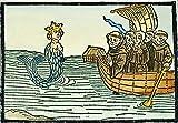 St. Brendan: Siren. /NST. Brendan (484-577) and His Monks
