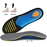 OLSZNDH 1 Pair Orthopedic Insoles Orthotics Flat Foot Sole Pad For Shoes Insert Arch Support Pad For Plantar Fasciitis Health