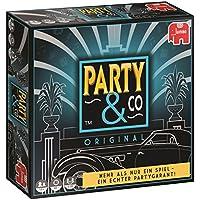 Party & Co. Original Adultos Juego de Mesa de Carreras - Juego de Tablero (Juego de Mesa de Carreras, Adultos, 45 min, Niño/niña, 14 año(s), 01/08/2017)