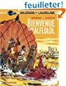 Val�rian, tome 4 : Bienvenue sur Alflolol