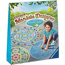 Ravensburger - 29779 - Loisir Créatif - Mandala - Designer Outdoor Romantic Garden