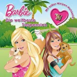 Barbie - Die weltbeste Tierpension: mit süßer Welpen-Halskette