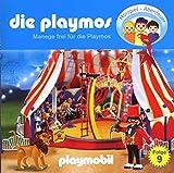 Die Playmos - Folge 9: Manege frei für Playmos (Das Original Playmobil Hörspiel)