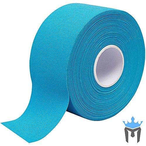 Meister Premium Athletic Zinkoxid Trainer 's Tape für Sport und Medical-13,7m x 3,8cm-verschiedene Farben, türkis