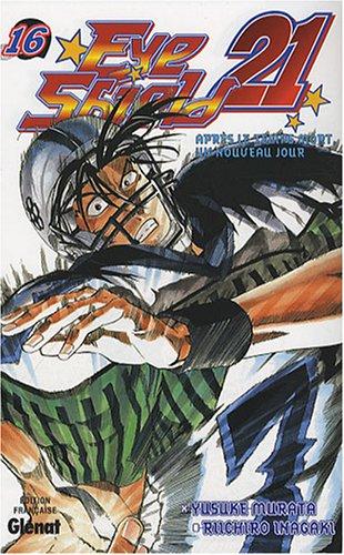 Eye Shield 21 Vol.16 par INAGAKI Riichiro