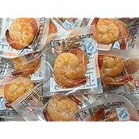 Vakuum verpackt Garnelen Fleisch Snack 8 Unzen (227 gramm) aus China Sea