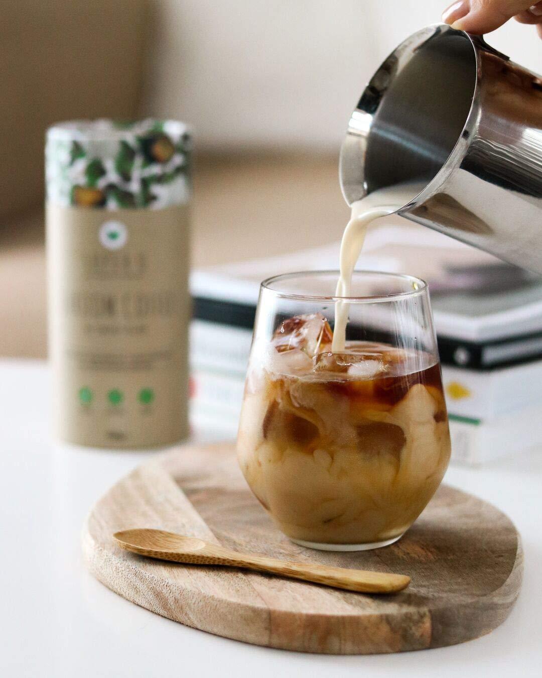 Super U Shroom Coffee, 60 Servings – Organic Mushroom Coffee with Chaga, Cordyceps and Lion's Mane Mushroom Powder