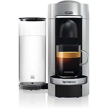 DeLonghi Nespresso Vertuo ENV 155.S - Cafetera (Independiente, Máquina de café en