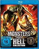 Monsters From Hell Collection [Blu-ray]