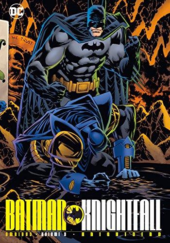 Batman Knightfall Omnibus Vol. 3 - Knightsend por C. Dixon