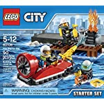 Lego-City-60106-Starter-Set-Pompieri