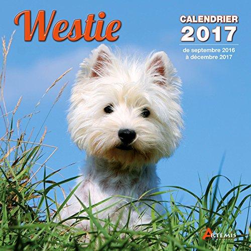 Calendrier westie