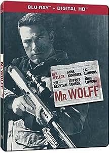 Mr. Wolff [BLU-RAY TM + DIGITAL HD TM - Boîtier SteelBook] [Blu-ray + Copie digitale - Édition boîtier SteelBook]