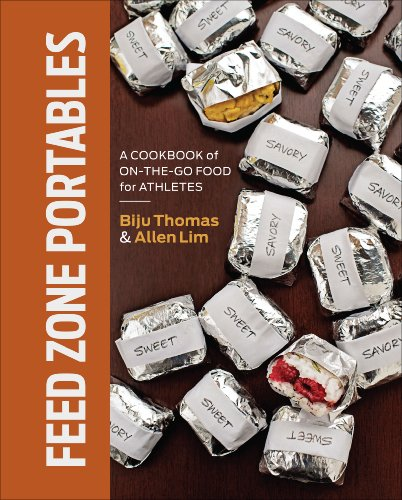 Feed Zone Portables: A Cookbook of On-the-Go Food for Athletes (The Feed Zone Series) (English Edition)