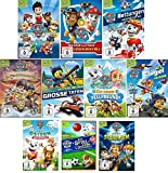 Paw Patrol - Volume 1-10 (toggolino) im Set - Deutsche Originalware [10 DVDs]